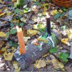 Bougies de la Célébration de Samhain